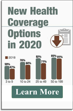 New Health Coverage Options 2020
